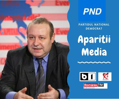 Aparitii Media – Daniel Fenechiu – 27 Iunie 2017..