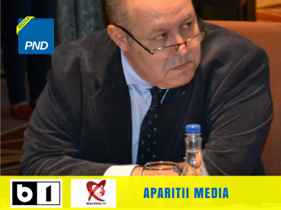 Aparitii Media  – Daniel Fenechiu – 27 Iunie 2017.