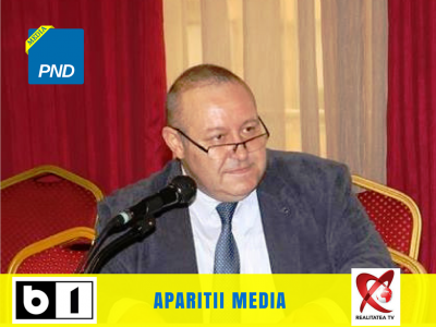 Aparitii Media – Daniel Fenechiu – 3 Iulie 2017