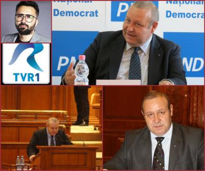 Aparitii Media – Daniel Fenechiu – 8 Februarie 2018