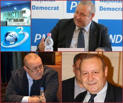 Apariții Media – Daniel Fenechiu – 15 Februarie 2018.