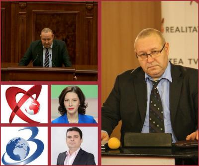 Apariții Media – Daniel Fenechiu – 19 Februarie 2018.