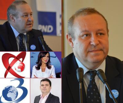 Aparitii Media – Daniel Fenechiu – 7 Februarie 2018.