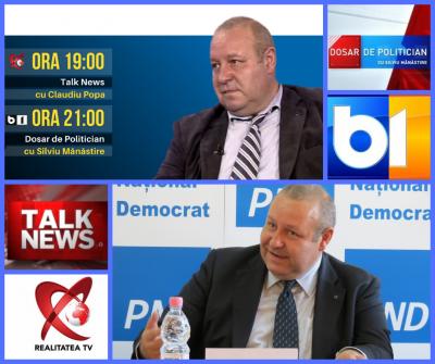 Aparitii Media – Daniel Fenechiu – 28 Noiembrie 2018