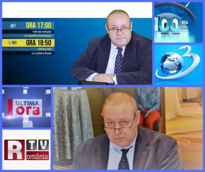 Aparitii Media – Daniel Fenechiu – 4 Decembrie 2018